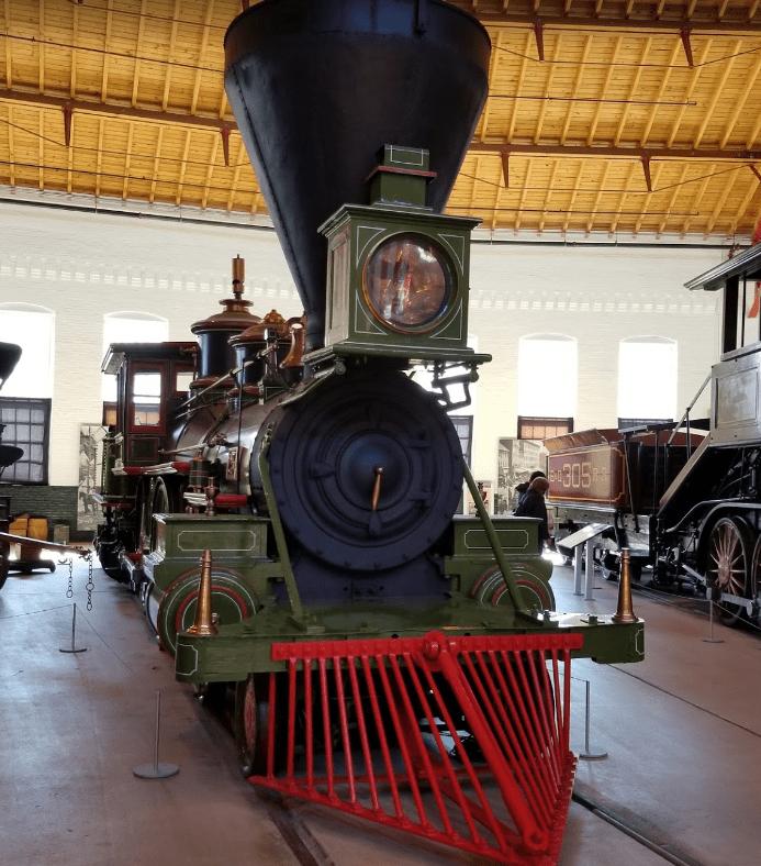 BO Railroad Museum Baltimore MD-min