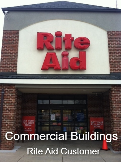 Commercial Pressure Washing Rite Aid
